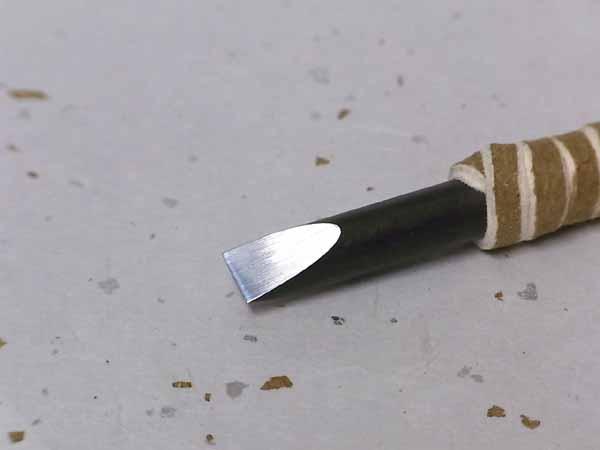 篆刻刃一般用 9ミリ幅丸